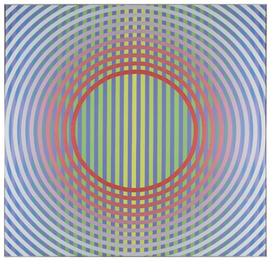 Red Ring, 1970