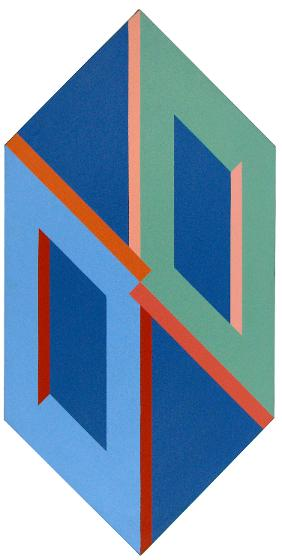 Slanting Window Frames, 1975