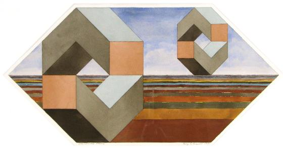 Oscillating Forms, 1981