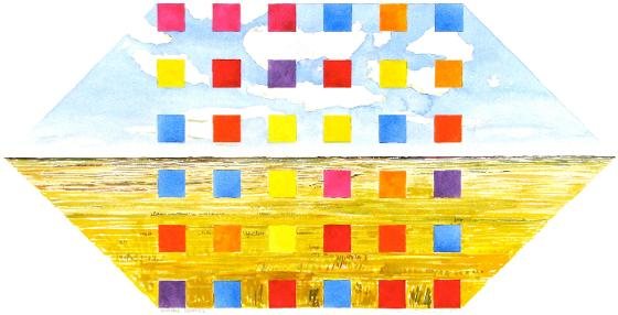 Surface Squares, 1986