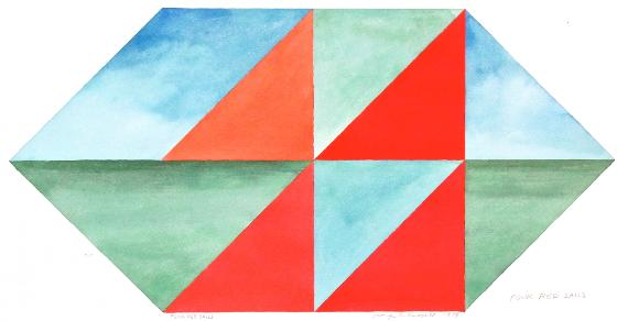 Four Red Sails, 1979