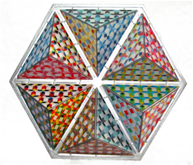 'Satellite' Kaleidoscope A - Z